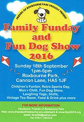 Click to view the Fun Day Poster