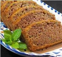 Diana's Courgette Cake